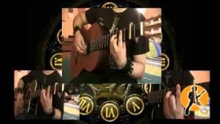 Mana - el reloj cucu ( guitar cover ) Paúl E. R.