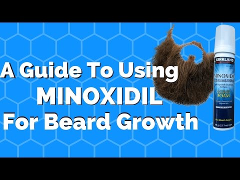 PATCHY BEARD FIX!!: A Guide To Using Minoxidil For Beard Growth | Frequently Asked Questions