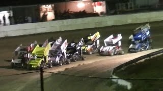 Freedom Motorsports Park NY6A Micro Sprint Feature