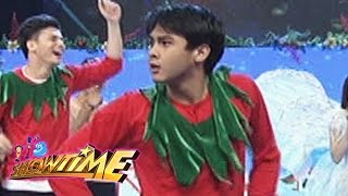 "It's Showtime: Hashtag Paulo's ""Ang Kulit"" dance"