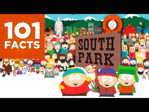 101 Facts About South Park