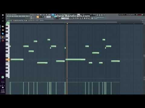 YUNG LEAN - YOSHI CITY (INSTRUMENTAL REMAKE) FLP INCLUDED !PATTERNS ONLY!