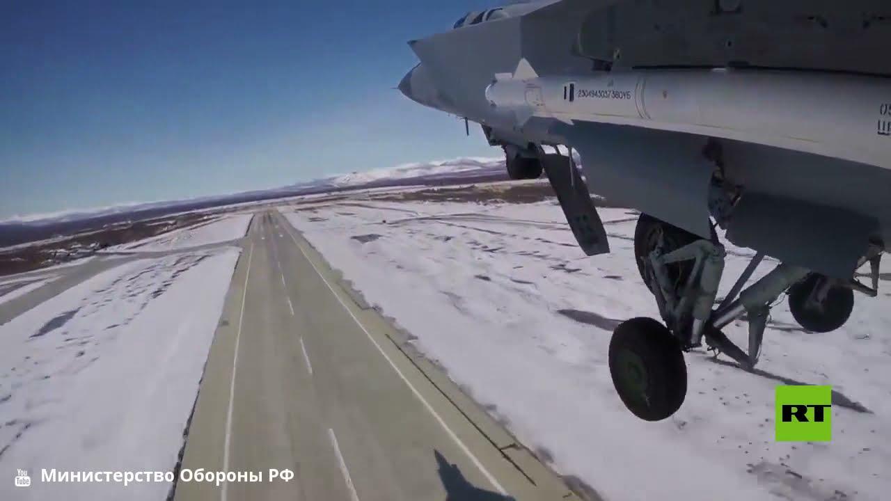 معركة جوية بمشاركة ميغ-31 الروسية فوق المحيط الهادئ  - نشر قبل 49 دقيقة