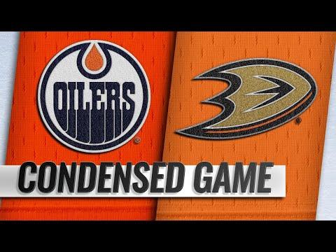 11/23/18 Condensed Game: Oilers @ Ducks