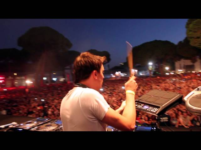 Tomer Maizner live show @ Avicii Concert  [Watch in HD]