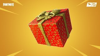 🔴LEVEL 80! GETTING THE *13 FREE GIFT* from FORTNITE !!!