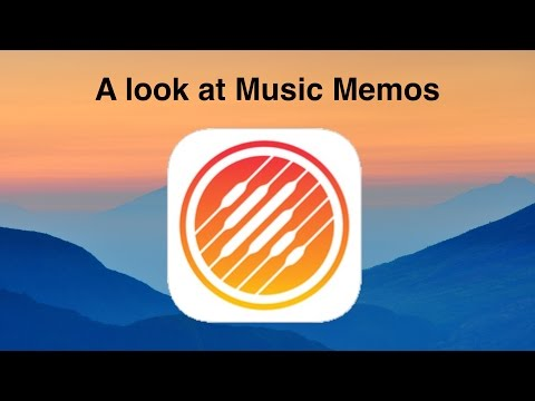 A look at Music Memos