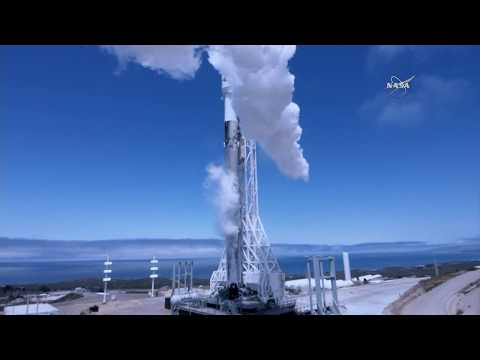 NASAJPL Live: Launching GRACE-FO