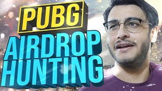 PUBG MOBILE / PC INDIA: AIRDROPS HUNTING DAY!