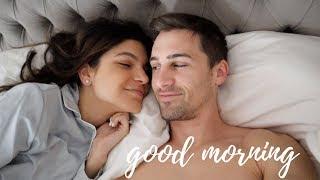 Married Weekend Morning Routine