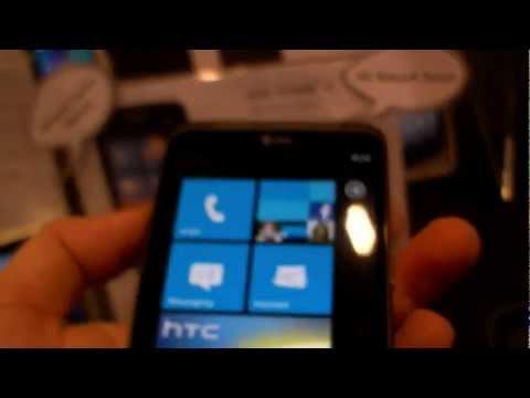 HTC Titan II Smartphone with 16-Megapixel Camera Hands On