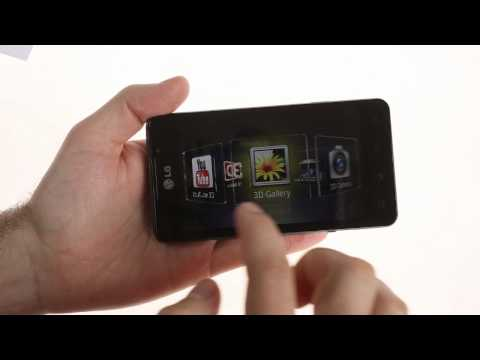 LG Optimus 3D Max P720 hands-on