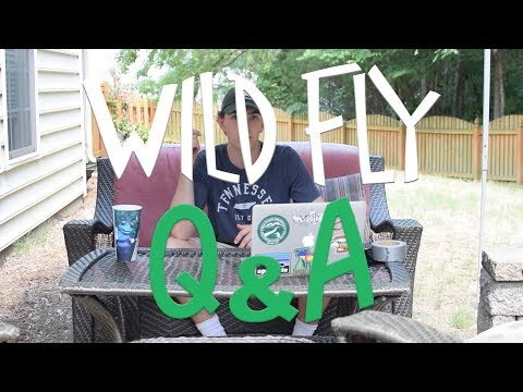 WILD FLY Q&A: Drones, College, and How it all started