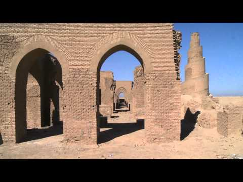 Samarra     The love of the Abbasids    the Land of History  Arabic