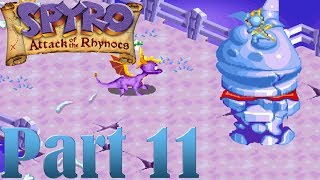 Spyro - Attack of the Rhynocs [Part 11] No Respect for Ripto! [HD]