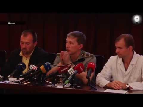 Бойцов АТО протестируют на гепатит С