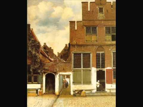 Sting sings John Dowland Flow my tears (Vermeer backgrounds)
