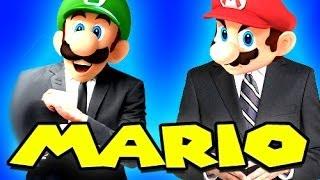 MARIO & LUIGI IN COLLEGE! - Gmod Super Mario Bros. Mod (Garry's Mod)