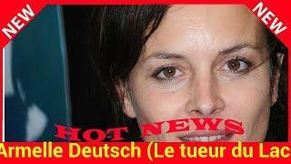 Armelle Deutsch (Le tueur du Lac) : Qui est son compagnon Thomas Jouannet?