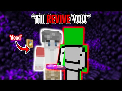 Dream WILL Revive TommyInnit (Dream SMP) - cbry