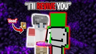 Dream WILL Revive TommyInnit (Dream SMP)