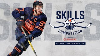 ARCHIVE | Oilers Skills Competition