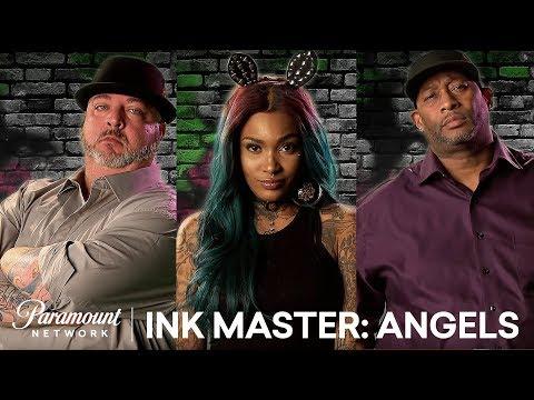 Angels of the Inner Harbor: Elimination Tattoo - Sneak Peek  | Ink Master: Angels (Season 1)