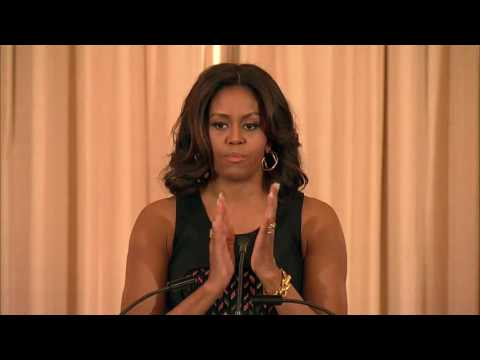 First Lady Michelle Obama's Remarks at The United State of Women Dinner