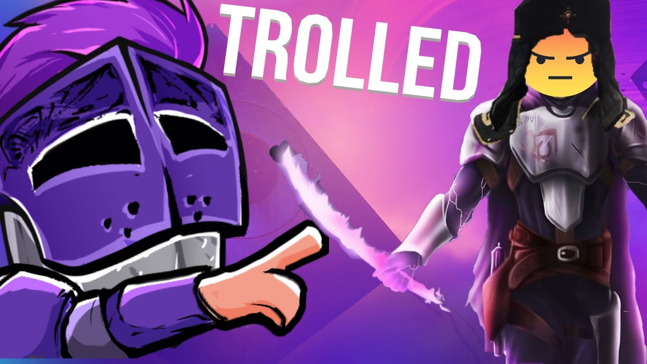 This Hunter Got TROLLED In TRIALS and I Played With MY TWIN!? Destiny 2 Solstice 2020
