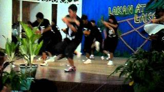 Junior Flex ( SIC HS Dept. Pinoy Hiphop )