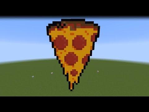 PIZZA W MINECRAFT