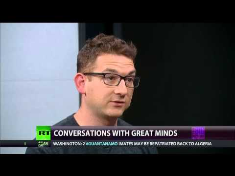 Conversations with Great Minds P1 - Gabriel Weinberg - DuckDuckGo - Privacy?