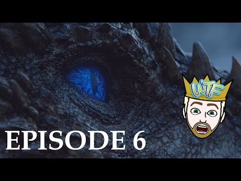 Game of Thrones Season 7 Episode 6 - TOP 5 WTF and Easter Eggs