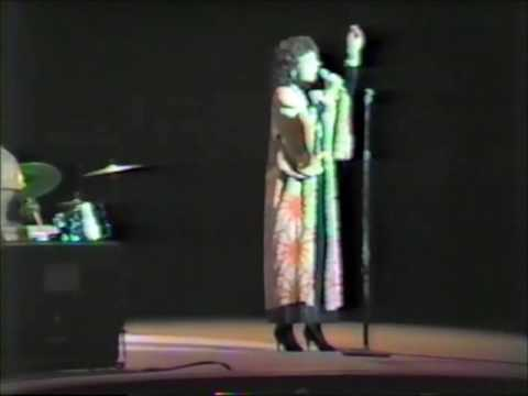 Nightowls by Legendary Philadelphia Jazz Vocalist Donna Jean - Academy of Music, 1983