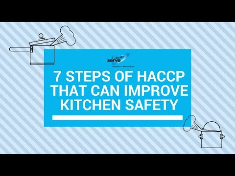 The 7 Steps of HACCP That Can Improve Your Kitchen Safety | Learn2Serve