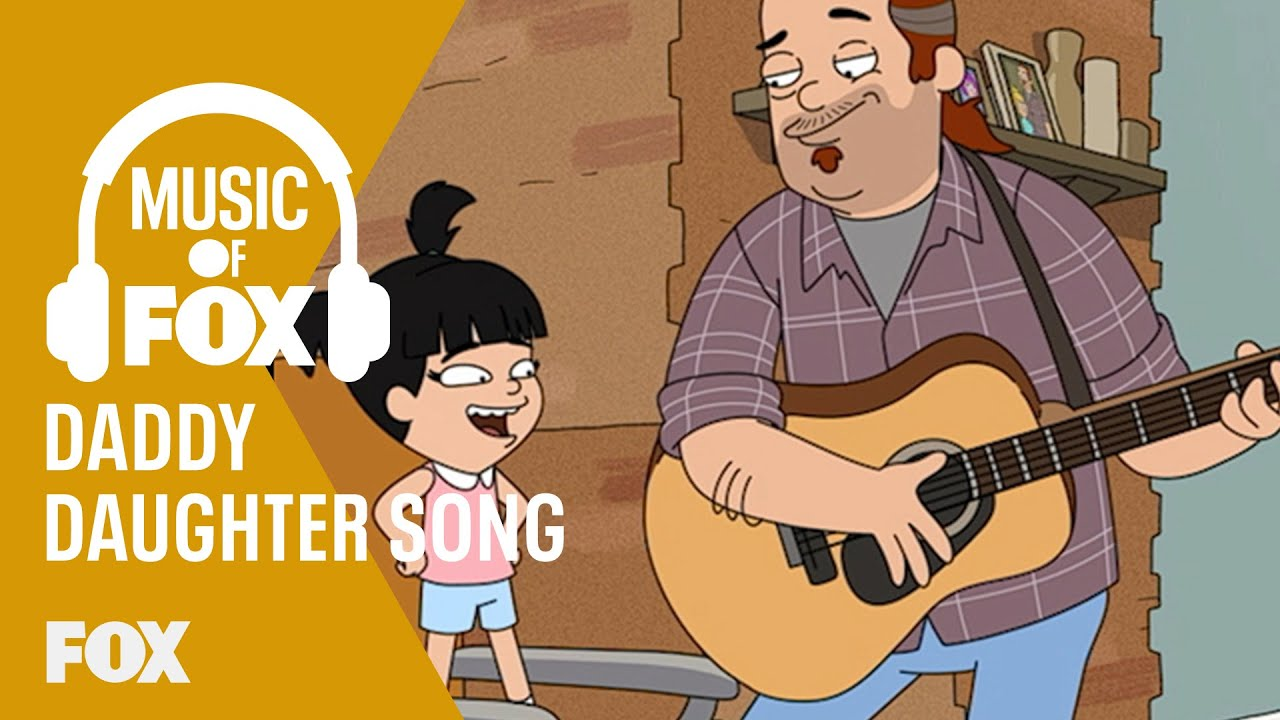 Daddy Daughter Song | DUNCANVILLE | MUSIC OF FOX #SHORTS