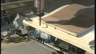 Bacci - 5 Axes Cnc Machines - Solid Wood Furniture - Master   Curved Plywood   Csf