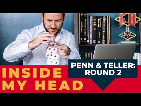 "get-inside-my-head...-for-2nd-""penn-&-teller:-fool-us""-performance"