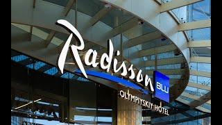 Radisson Blu Olympiyskiy Hotel, Moscow | MIPIM Awa...