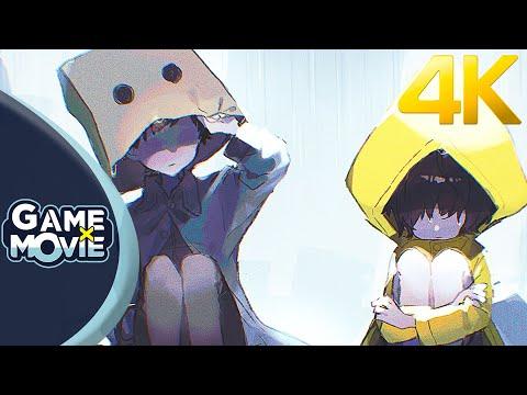LITTLE NIGHTMARES 2 - Film Complet (Game Movie) 4K PS5