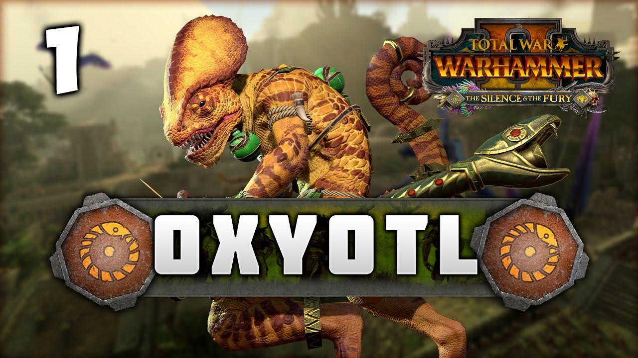 Download THE HIDDEN HUNTER RISES! Total War: Warhammer 2 - Oxyotl - Lizardmen Mortal Empires Campaign #1