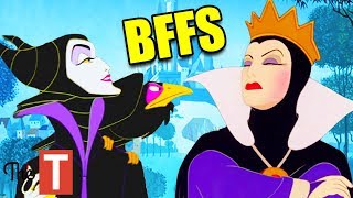 Disney Villains Who Would Be Besties In Real Life
