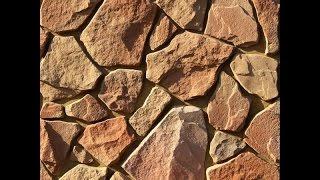 видео Кладка из природных камней