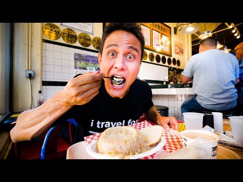 Pike Place Market - AMERICA'S #1 CHOWDER + Must-Eat Market T