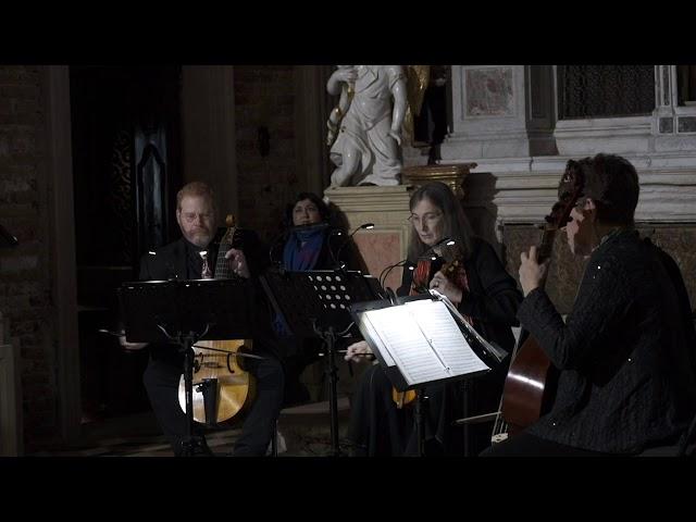 Saltarello for four viols by Giovanni Cavaccio (c.1556-1626) PARTHENIA VIOLS