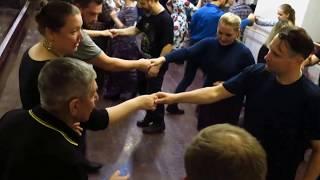 Мастер класс по казачьему танцу часть 1
