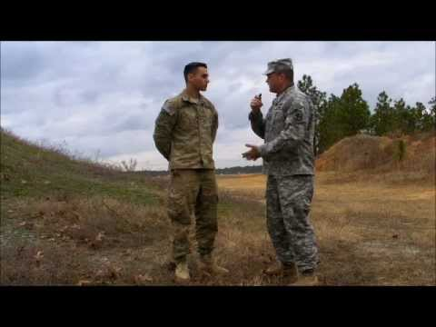 Competition Shooters train 82nd Airborne - interview (1/4)