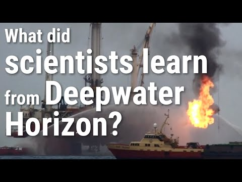 Deepwater Horizon - major findings and technological advances
