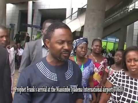Prophet Frank in Togo