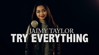 Shakira - Try Everything - Cover by Jaimy Taylor